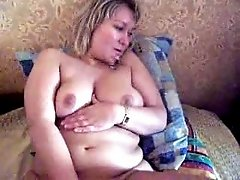 4 movies - Cum on big russian tits and hot blowjob